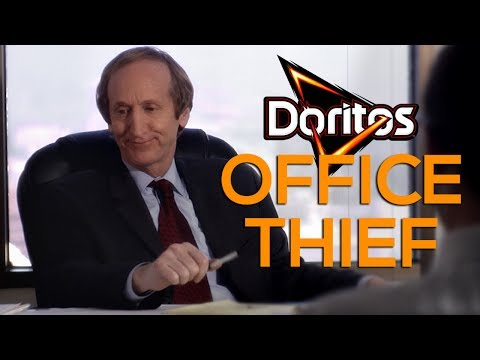 Office Thief - 2014 Doritos Crash the Super Bowl Finalist // HandleBarMustacheLand
