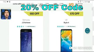 Boost Mobile 20% OFF Smartphone Discount Promo Code