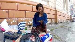 Người mẹ nghèo xơ xác, không nhà cửa: Đời này coi như đã hết !