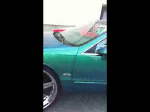 Impala SS 26 Asanti outrageous paint Video
