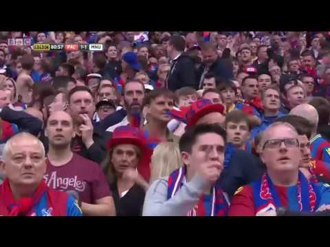 Crystal Palace-Manchester United 1-2 Goals & Highlights FA Cup FINAL 2016