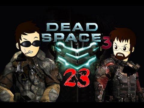 Dead Space 3 (Parte 23) Coop con Vardoc - Vardoc Cambia su arma... A UNA MAS CHALLA ! - by Xoda