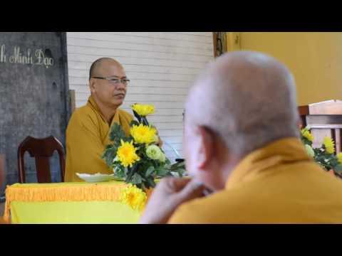 Thiền Tam Muội 05 - Pháp Môn Đối Trị  Nóng Giận
