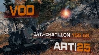 NEW! VOD Bat.-Châtillon 155 58 от Arti25