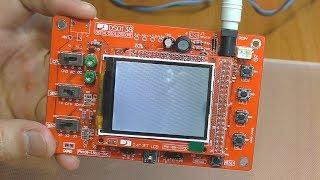 РЕМОНТ ДЛЯ ПОДПИСЧИКА: Не работает DIY осциллограф DSO138 / Белый экран