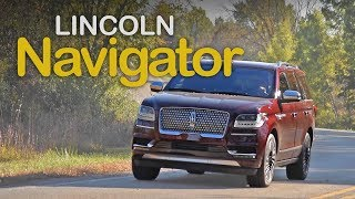 Lincoln Navigator Review: Curbed with Craig Cole - Should Range Rover Be Worried?
