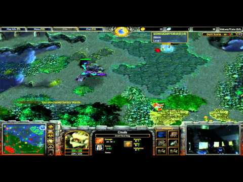 SMM 2012 - iZone vs Mineski - LB 2nd Final