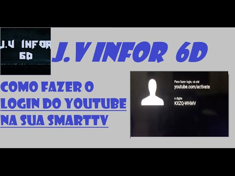 Como fazer o login do Youtube na sua SmartTV thumbnail