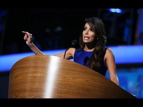 Eva Longoria DNC Speech 2012!