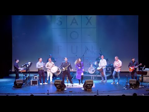 """I Wish""   (Stevie Wonder cover)  Radics Gigi & Talamba & Sax-O-Funk (4K)"