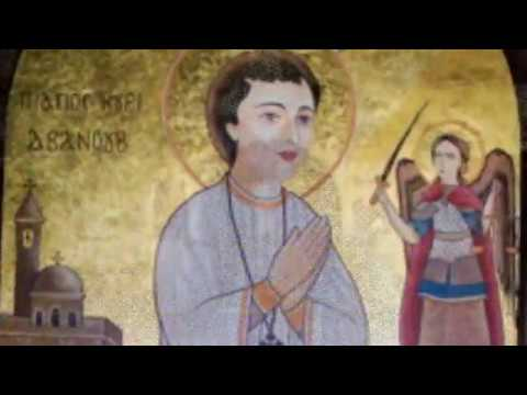 Christian miracles in the Middle east (Arabic Orthodox chant)