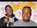 QUESTIONS (the argument) - EMMANUEL HUDSON (@_kosher)