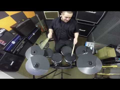 Alesis DM10 Studio Kit Mesh First Unboxing + Test