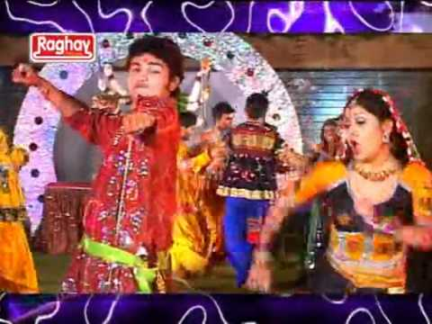 Mara Patel Bhai-gujarati Devotional New Album Dance Video Bhakti Song Of 2012 Garba Special video