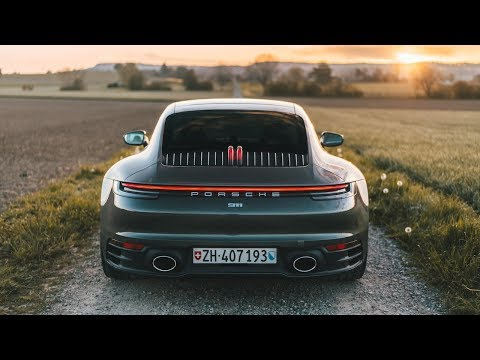 Why I Loved The 2019 Porsche 992 Carrera 4S!