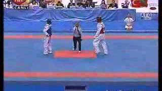 2007 Taekwondo World Championship 72 kg Male Final 3/3