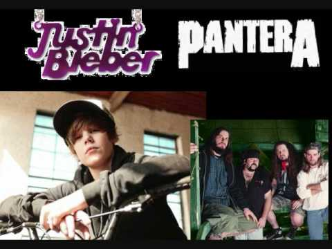 Justin Bieber- Revolution is My Name( Pantera cover) [New song 2011]