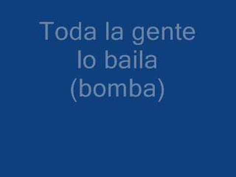 La Bomba Lyrics