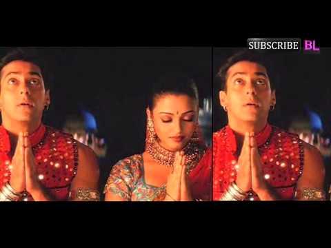 Sunny Leone relives Salman Khan and Aishwarya Rai Bachchan's Dholi Taro