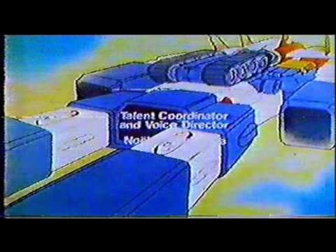 Voltes V English Theme video