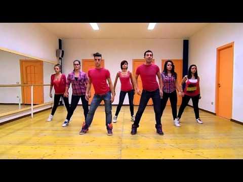 Joey&Rina  Papi Chulo  \ Impara i Passi  Balli di Gruppo 20132014...