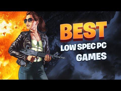 TOP 100 Games for Low SPEC PC (512 MB VRAM / 1 GB VRAM / Intel HD Graphics)