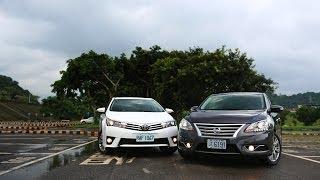 『矛盾對決』 Nissan Super Sentra vs Toyota Altis