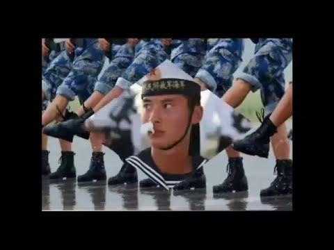 El Ejercito mas grande del Mundo: China!