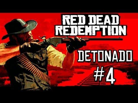 Red Dead Redemption Detonado - ? Parte 4 - Nigel o Velho Sacana e Bandidos Estupradores?