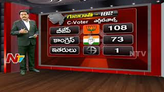Gujarat Assembly Election 2017: Early Exit Polls Claim BJP will Win Gujarat