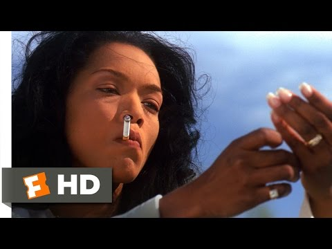 Waiting to Exhale (1/5) Movie CLIP - Bernie Burns John's Clothes (1995) HD