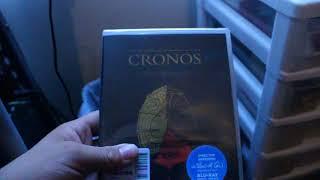 ASMR Cronos Criterion Collection Bluray Unboxing.
