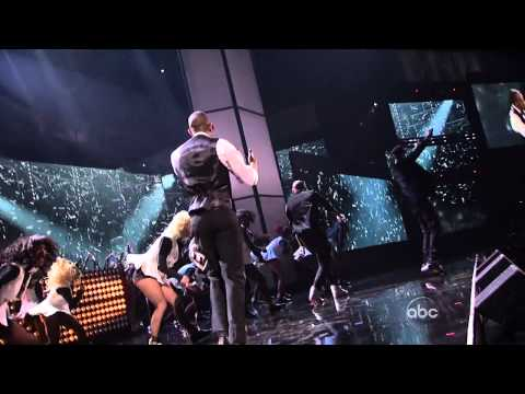 Swizz Beatz feat. Chris Brown & Ludacris - Everyday Birthday (American Music Awards 2012) HD