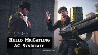 Hullo Mr Gatling 100% sync. Assassin's Creed Syndicate Train Hideout Memory 3