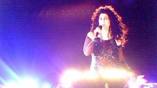 Cher - If I Could Turn Back Time, Anji Arena (01.06.2013)