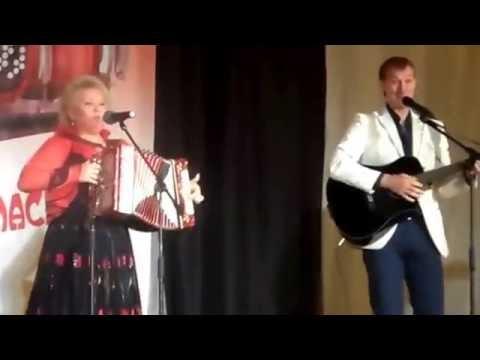 Валентина и Игорь Пудовы Под окном широким