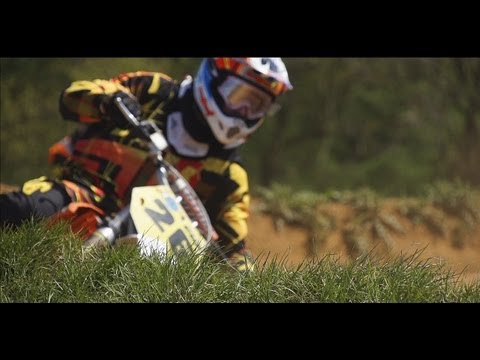 Motocross -The perfect day