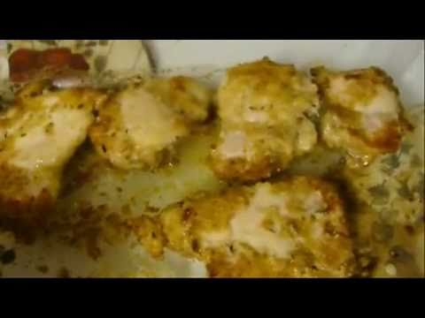 Delicious Oven Baked Chicken