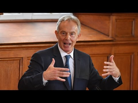 People Aren't Happy Tony Blair May Not Face War Crime Charges For Iraq