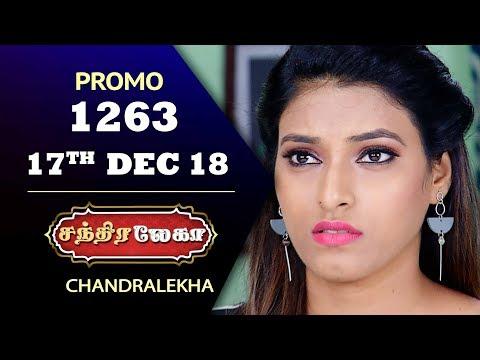 Chandralekha Serial | Episode Promo 1263 | Shwetha | Dhanush | Saregama TVShows Tamil