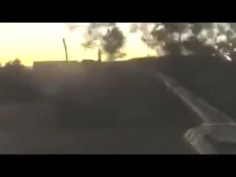 ISIS Tank Camera Captures HEAVY INSANE Assault During Battle In Koban