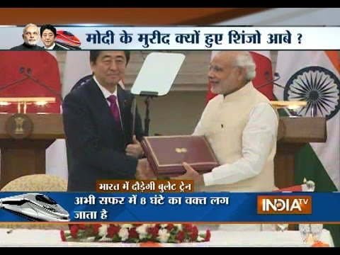 Experts Analyse Japanese PM Shinzo Abe's India Visit