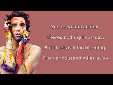 Mika - Intoxicated