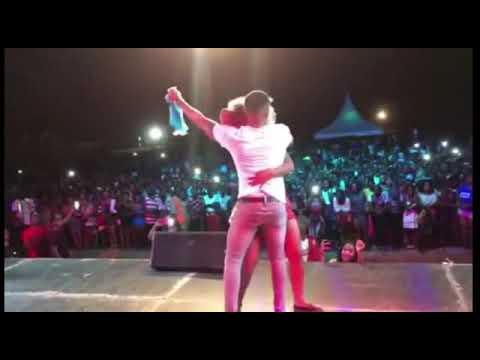Otile Brown - Tamu Sana (live performance)mp4