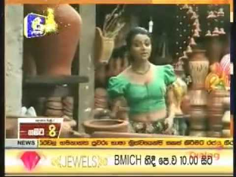 Live @ 8 - 2012-12-01 - Sinhala News Programme.