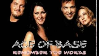 Watch Ace Of Base Remember The Words video