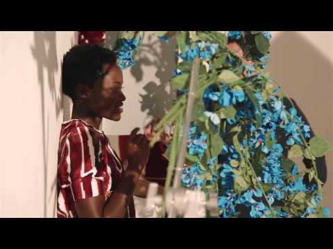 Behind the scenes: Lupita Nyong'o May 2015