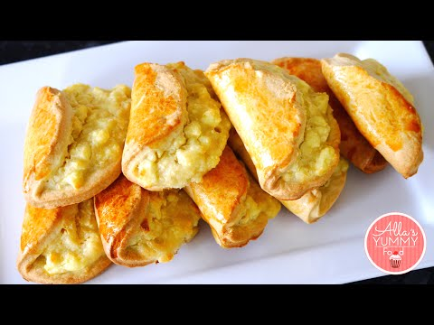 Cheese Scones Recipe | Sochniki | Сочники с творогом