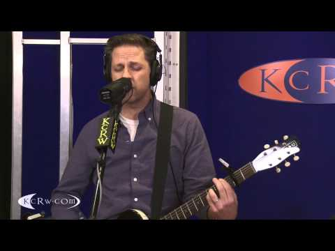 "Calexico performing ""Splitter"" Live on KCRW"