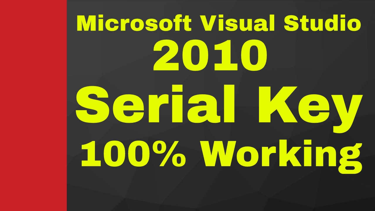 visual studio 2010 free download full version with crack